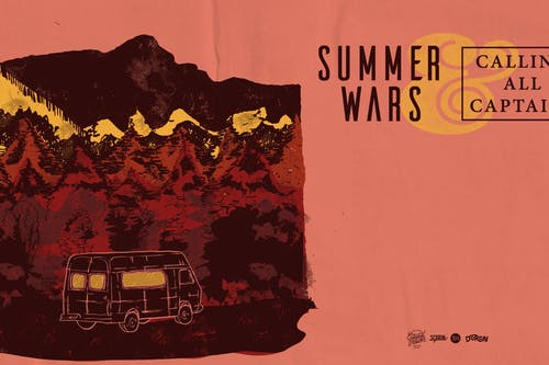 Summer Wars / Calling All Captains at J&j's Pizza