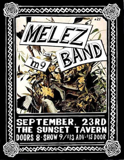Melez Band @ The Sunset