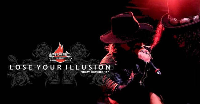 Lose Your Illusion - A Guns N Roses Tribute