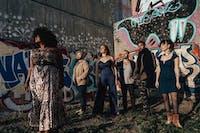 Midtown Social, Walk Talk (members of Pimps of Joytime) plus Tiny Massive