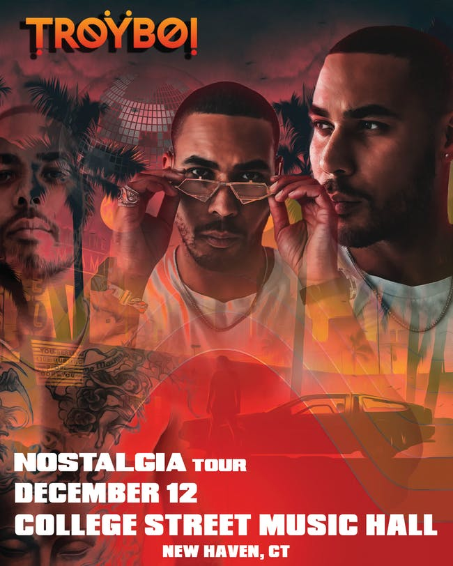 TroyBoi: Nostalgia Tour