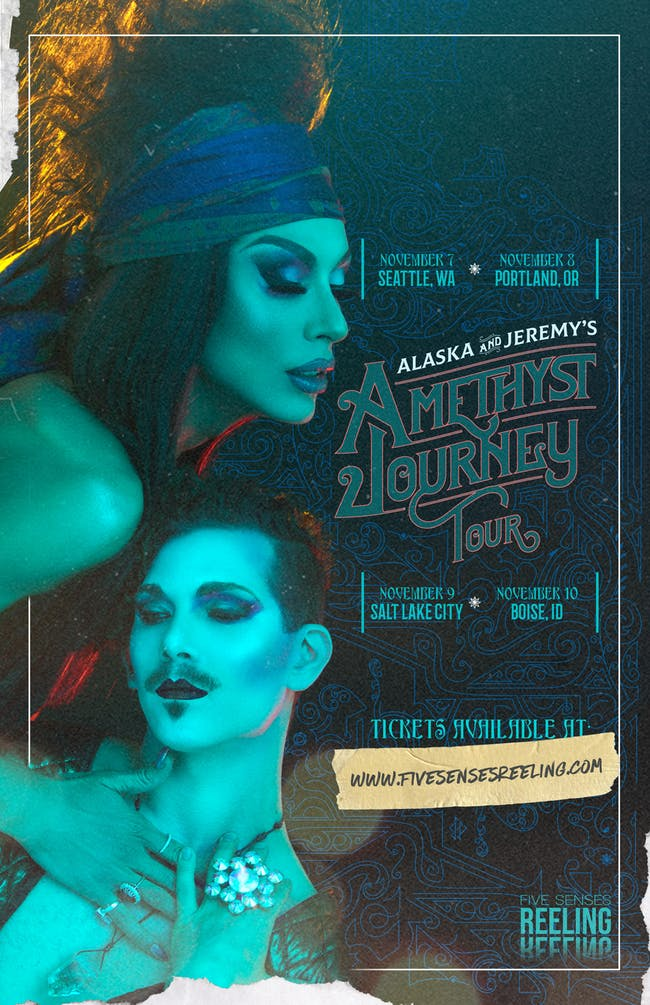 Alaska & Jeremy - Amethyst Journey