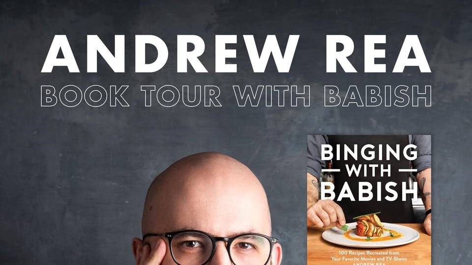 Book Tour with Babish