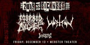 MORBID ANGEL & WATAIN
