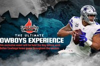 "ULTIMATE COWBOYS ""LIVE"" FAN EVENT"