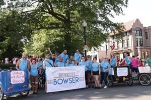 A Benefit for Brandon Bowser for City Council