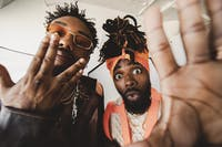 MONSTER ENERGY OUTBREAK TOUR PRESENTS: EARTHGANG – WELCOME TO MIRRORLAND