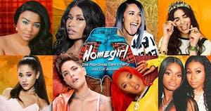 Homegirl - The Pop-Divas Dance Party (Hot Girl Autumn Edition)