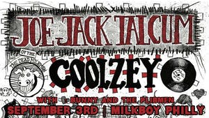 Joe Jack Talcum (of The Dead Milkmen) + Coolzey