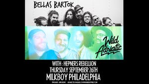 Bella's Bartok w/ Wild Adriatic and Hepner's Rebellion