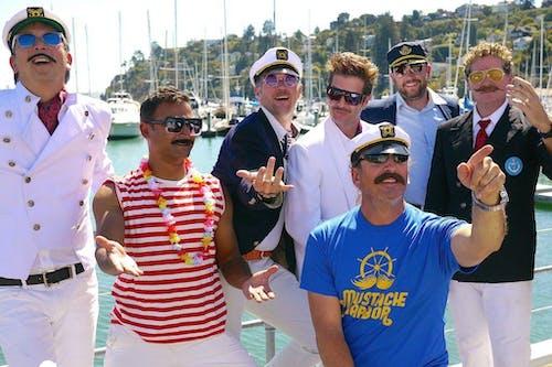 Mustache Harbor - Yacht Rock Explosion
