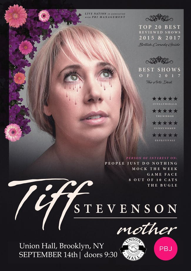 Tiff Stevenson: Mother