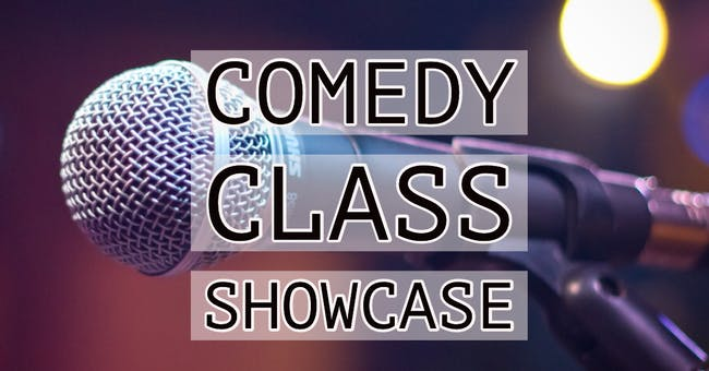 Advanced Comedy Class Showcase with Joel Fragomeni