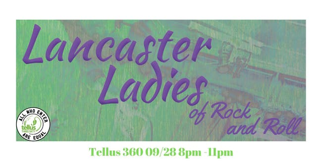 Lancaster Ladies of Rock n Roll: Wooly Mamas// Theatre for Transformation
