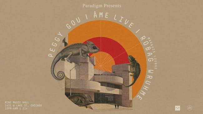 PEGGY GOU | ÂME (Live) | ROBAG WRUHME