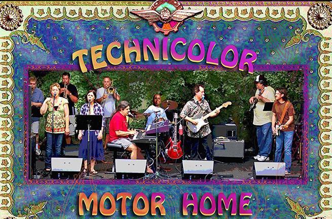 Technicolor Motor Home: A Steely Dan Tribute