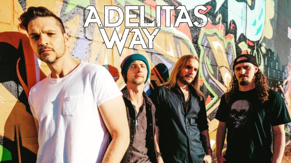 Adelitas Way with the Black Moods & Blacklite District