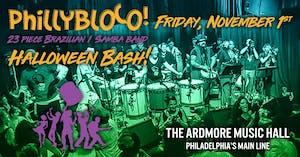 PhillyBloco (23 piece Brazilian / Samba band)