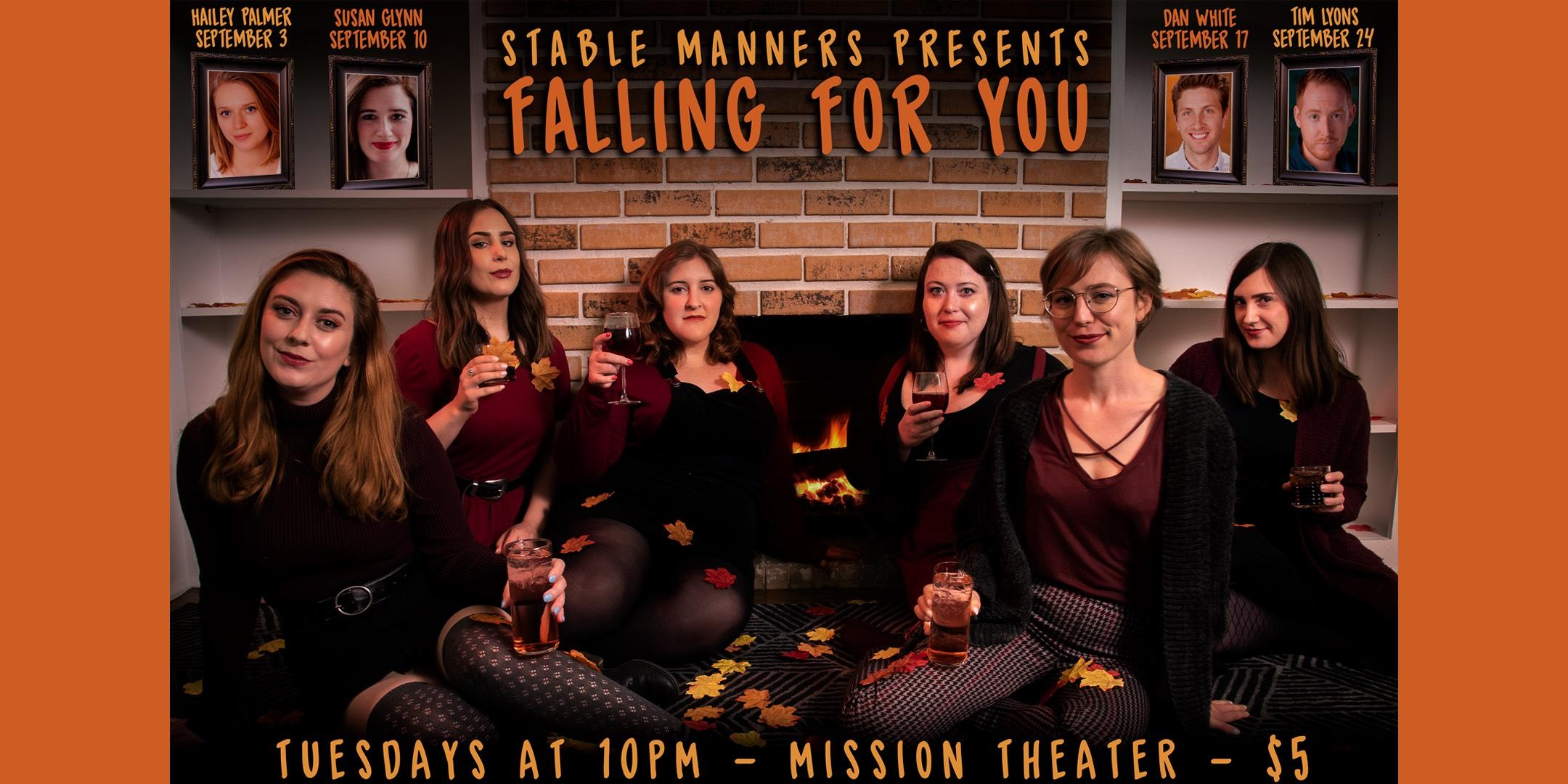Stable Manners Presents: Falling For You, feat. Damon Royster