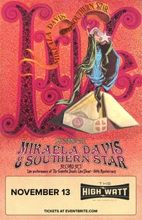An Evening with Mikaela Davis and Southern Star