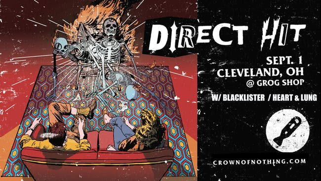 Direct Hit / Blacklister / Heart & Lung