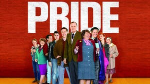 Pride Decompression movie showing: PRIDE