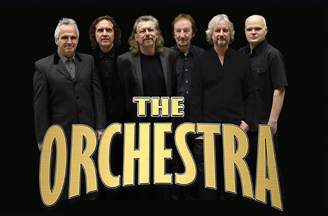 THE ORCHESTRA Starring Former Members of Electric Light Orchestra (4:30 pm)