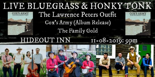 The Lawrence Peters Outfit, Cox's Army (Record Release), The Family Gold