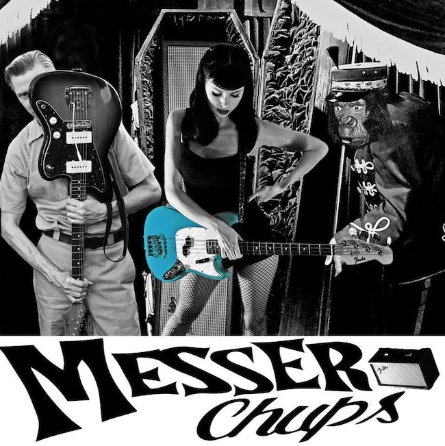 Cretin Hop Presents: Messer Chups