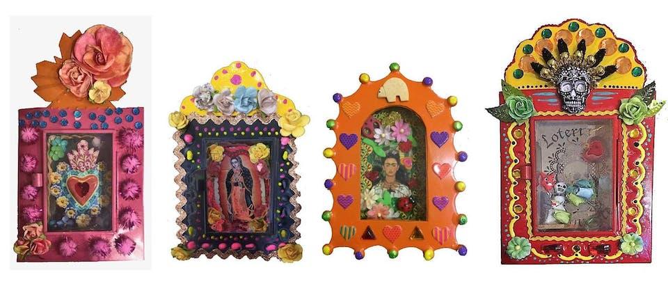 Nicho Workshop for Dia de Los Muertos