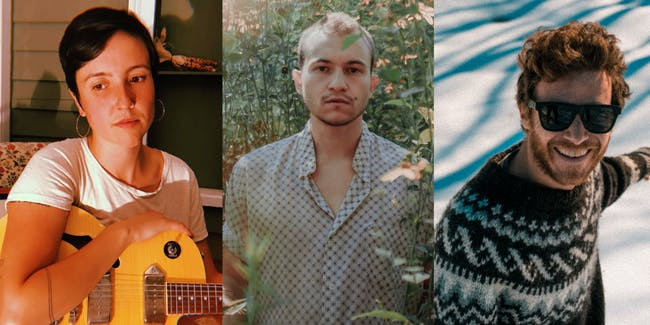 Emma Ayres + Izzy Heltai w/ Max Shakun at The Parlor Room