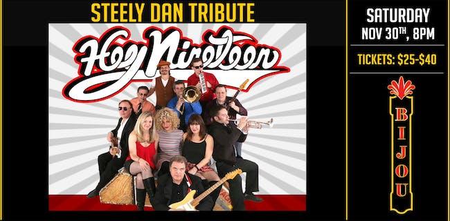 Hey Nineteen - Tribute to Steely Dan