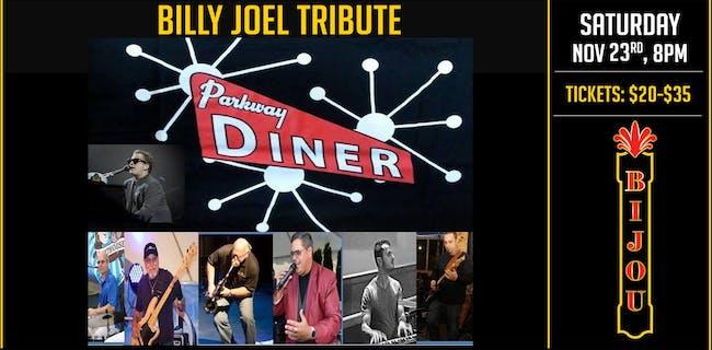 Billy Joel Tribute - Parkway Diner