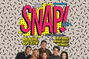SNAP! Y2K: '90s vs '00s Dance Party - Friends edition