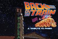 Back on the Train - Phish Tribute in The Ridglea Lounge