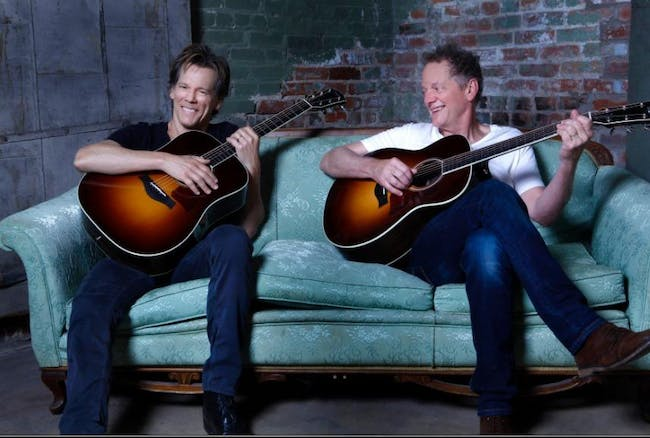 Bacon Brothers with The Nace Brothers
