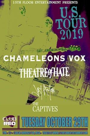 Chameleons Vox