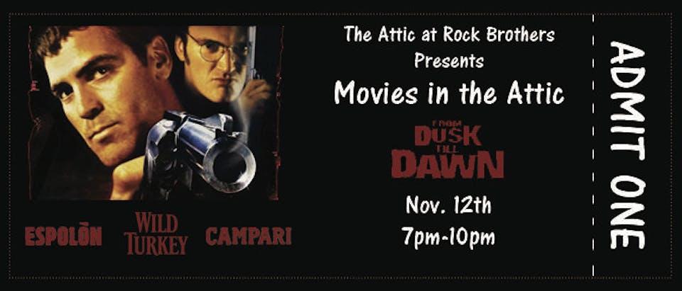 Movies in The Attic