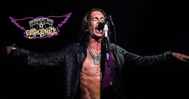 Aerosmith Tribute - Pandora's Box - Limited Standing Room Avail - Buy Now!