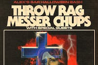 Throw Rag + Messer Chups