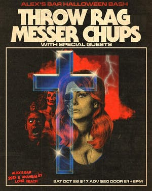 Throw Rag + Messer Chups