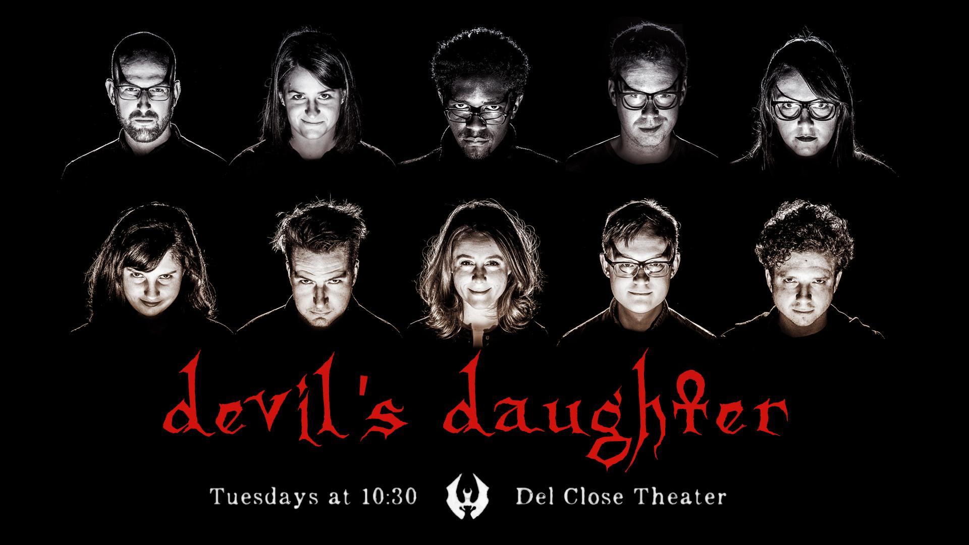 The Harold Team Devil's Daughter, the Harold Team Mothership