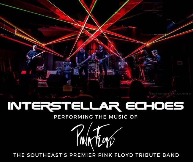 Pink Floyd Tribute - Interstellar Echoes - Approaching Sellout - Buy Now!