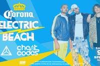 Corona Electric Beach presents Cheat Codes