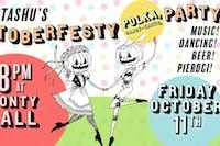 Oktoberfesty Polka Dance Party! with DJ Stashu