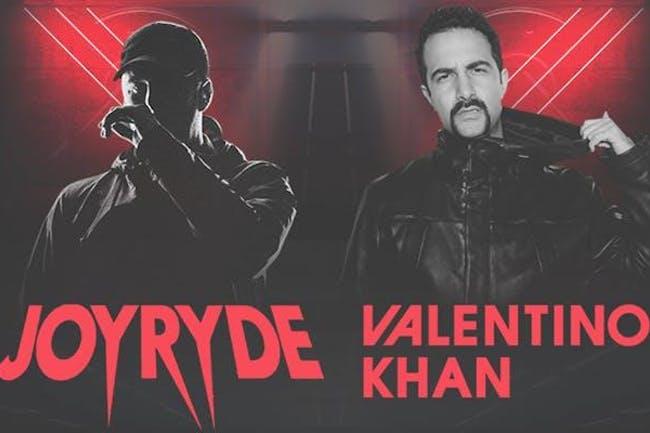 Joyryde & Valentino Khan