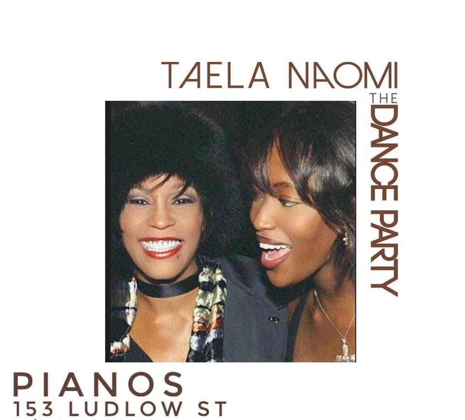 #TheDancePartyNYC ft. Taela Naomi (Free)