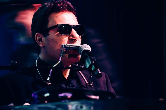Piano Man: A Tribute to Billy Joel, featuring Mark Kovaly