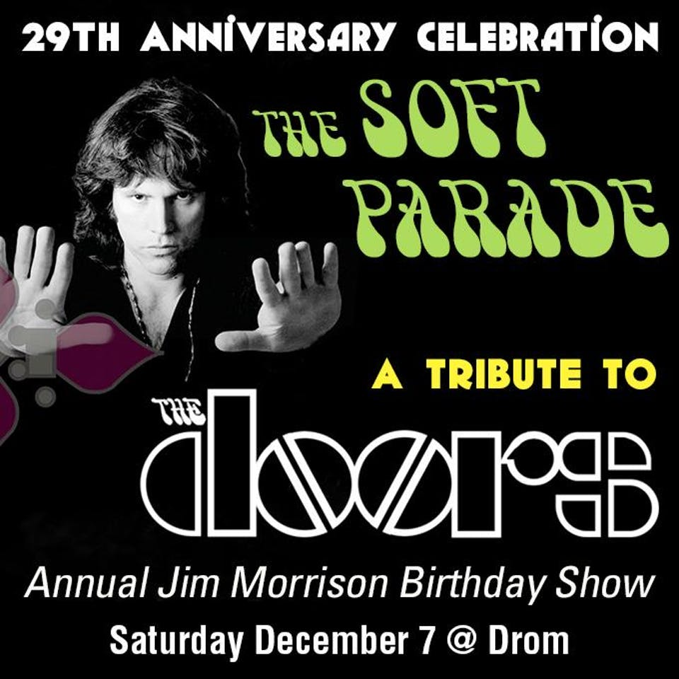 The Soft Parade, a tribute to The Doors