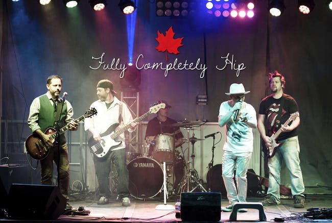 Fully Completely Hip: Tragically Hip Tribute